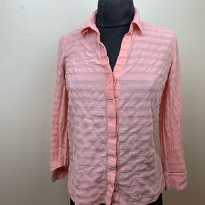 Blouse long sleeve pink Tommy bahama